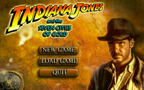 Indy de retour dans Indiana Jones And The Seven Cities Of Gold