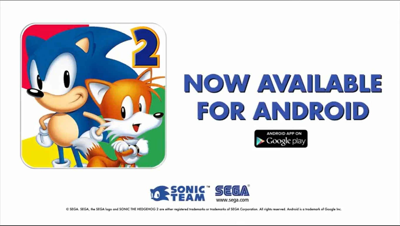 Remastered Sonic Hedgehog Coming Ios Android – Migliori Pagine da
