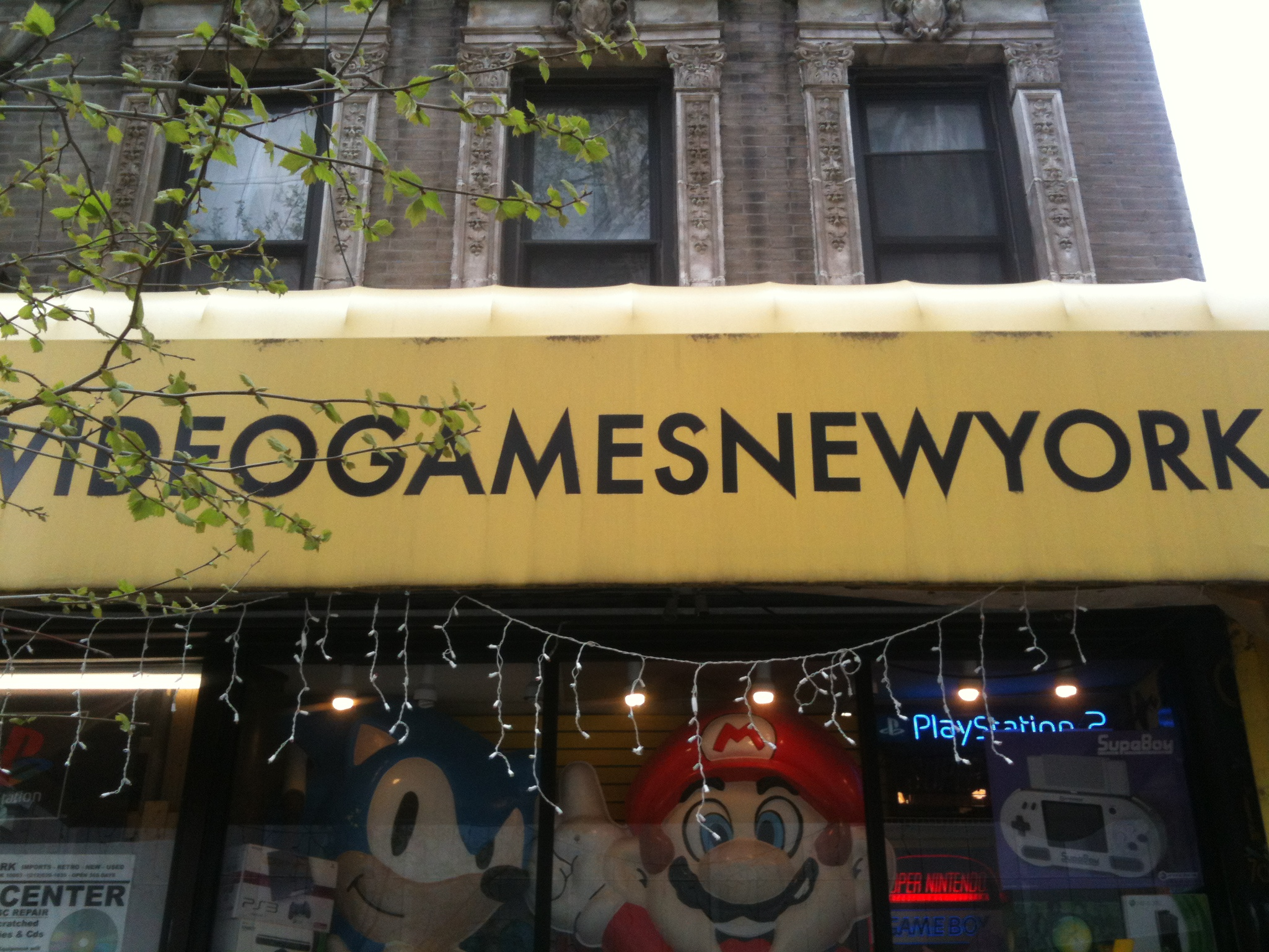 Video Games New York la culture du jeu vidéo à la grosse pomme