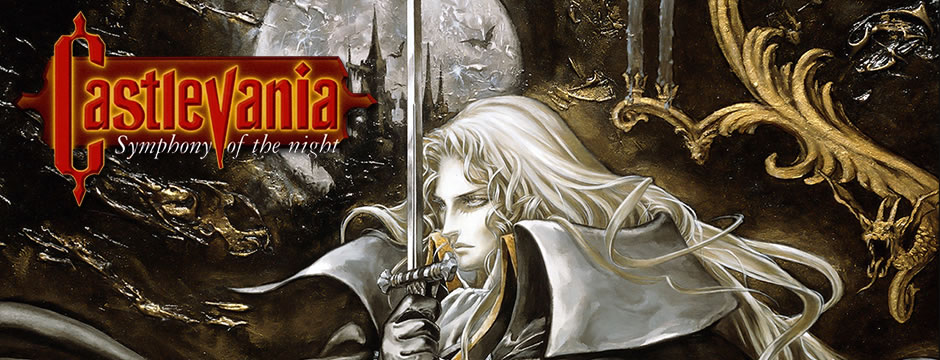 Les Mains Dans le Rétro – Castlevania Symphony of the Night – PlayStation