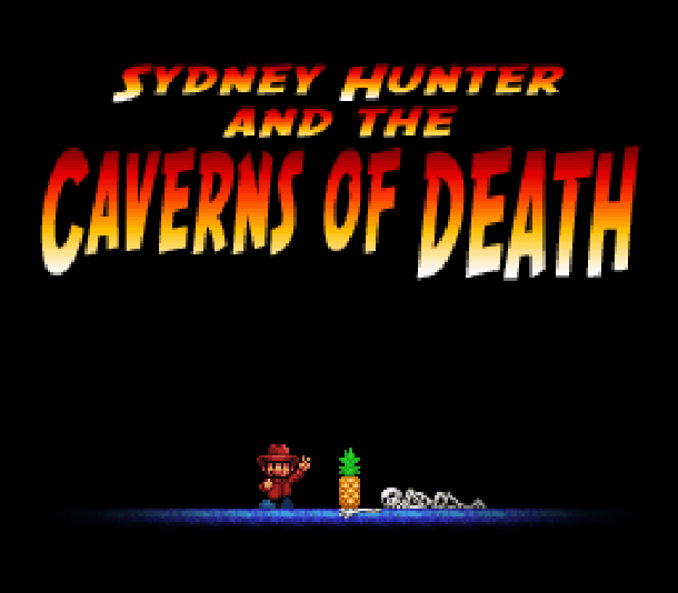 Exclusif : Sydney Hunter & The Caverns of Death en développement sur Super Nintendo
