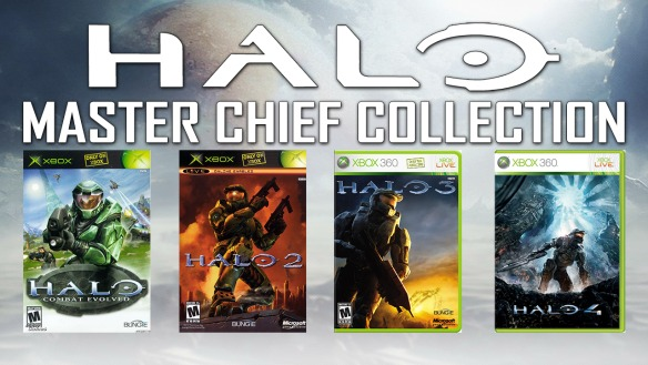 Halo Master Chief Collection annoncé