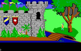 King's Quest - Tandy