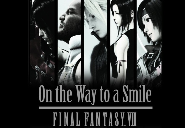 Le roman Final Fantasy VII On the Way to a Smile à gagner avec Rom Game