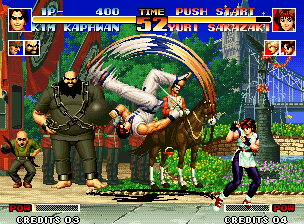 King of Fighters 94'