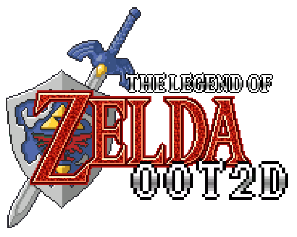 Un demake en 2D pour The Legend of Zelda Ocarina of Time