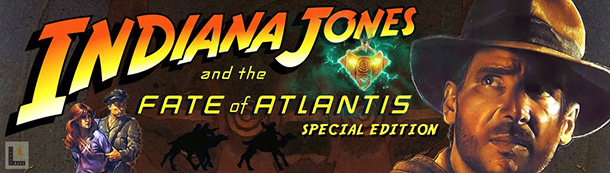 Indiana Jones And The Fate Of Atlantis de retour dans un remake HD non-officiel