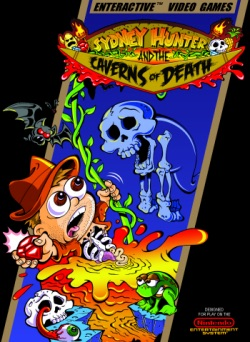 Exclusif : Sydney Hunter and the Caverns of Death vous emporte aussi sur NES
