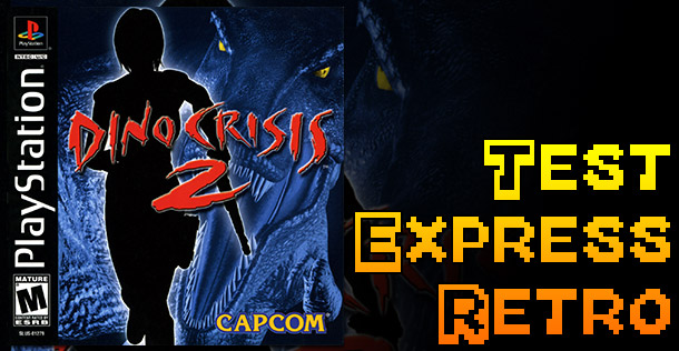 Test Express Rétro – Dino Crisis 2 – PlayStation