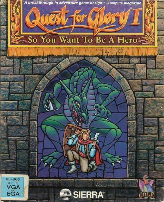 Quest for Glory: Worthwhile after 25 years? | | retrogamer ca