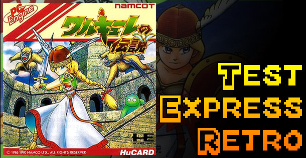 Test Express Rétro – Valkyrie no Densetsu – Nec PC-Engine