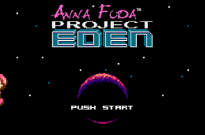 Anna Fuda, a Run'N Gun game for Wii U, Xbox One, PS4 and … NES!