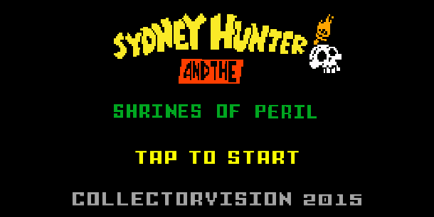 Sydney Hunter And The Shrines Of Peril disponible gratuitement sur Android
