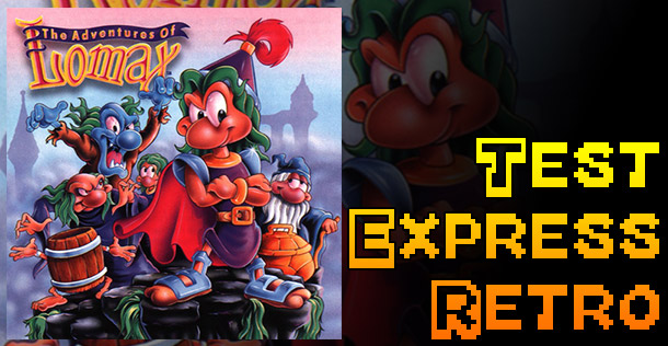 Test Express Rétro – The Adventures of Lomax PS1