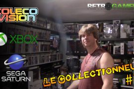 Le collectionneur #1 – Toby [Full Set Xbox, Coleco, Saturn]